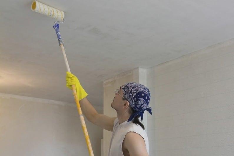 Quelques Astuces Pour Peindre Un Plafond
