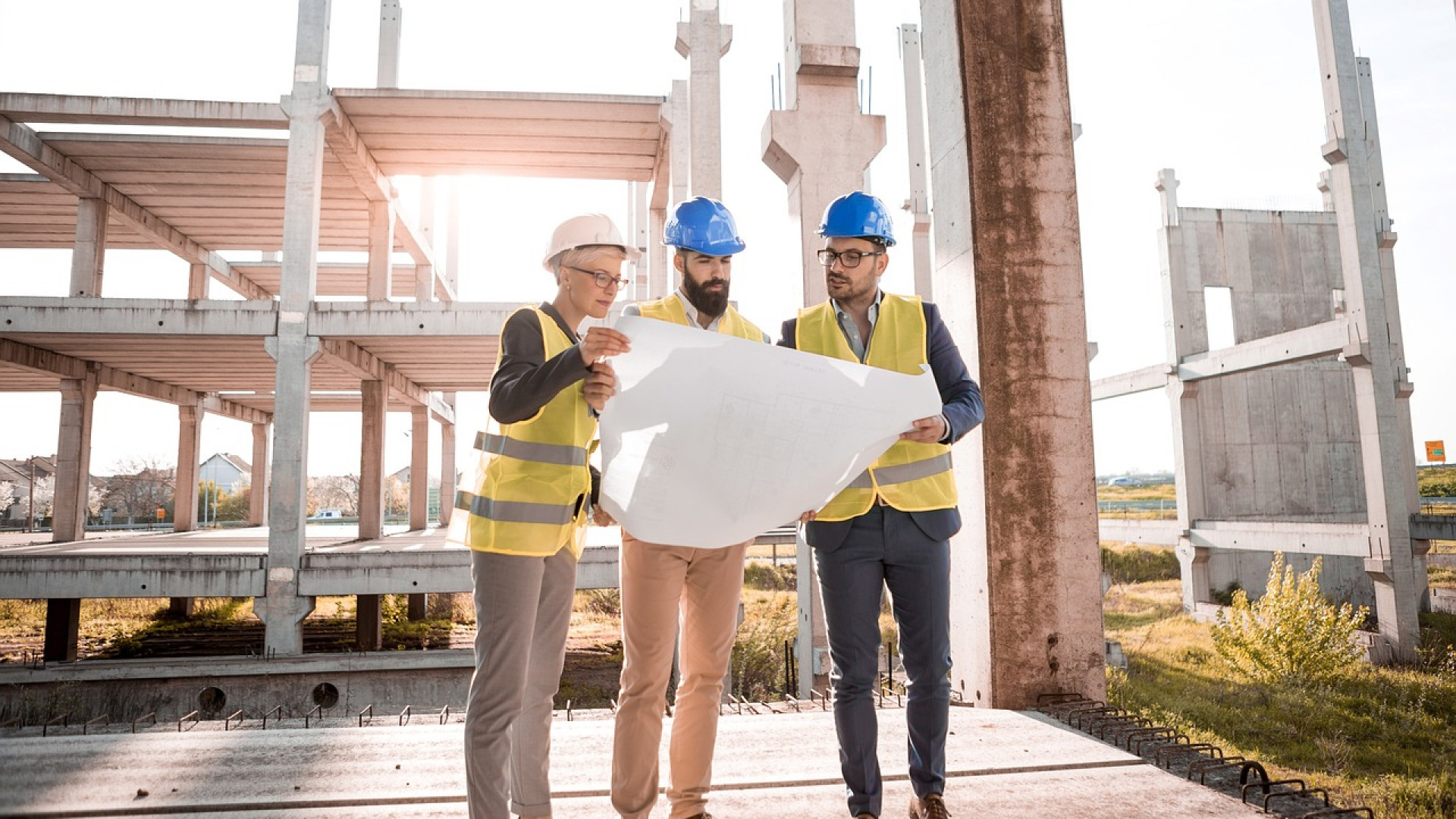 Les professionnels du bâtiment ont besoin de matériel de mesure performants