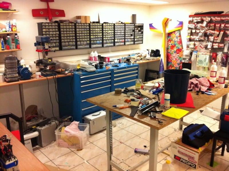 Tout ce dont vous avez besoin pour votre atelier de bricolage