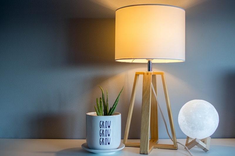 Comment choisir sa lampe de table