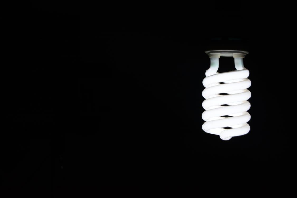 L'éclairage fluocompacte