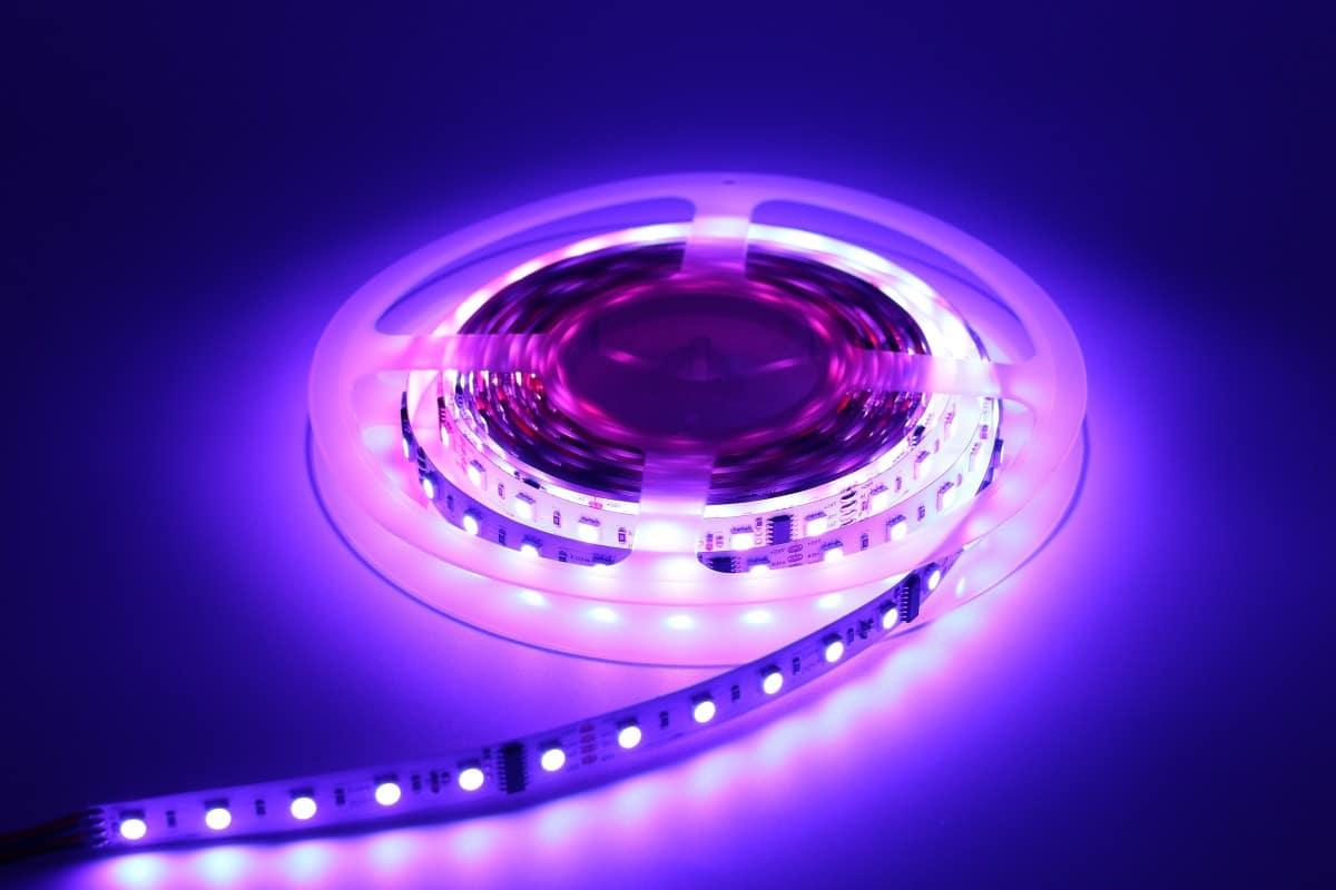 Mettre en valeur vos objets avec les rubans LED