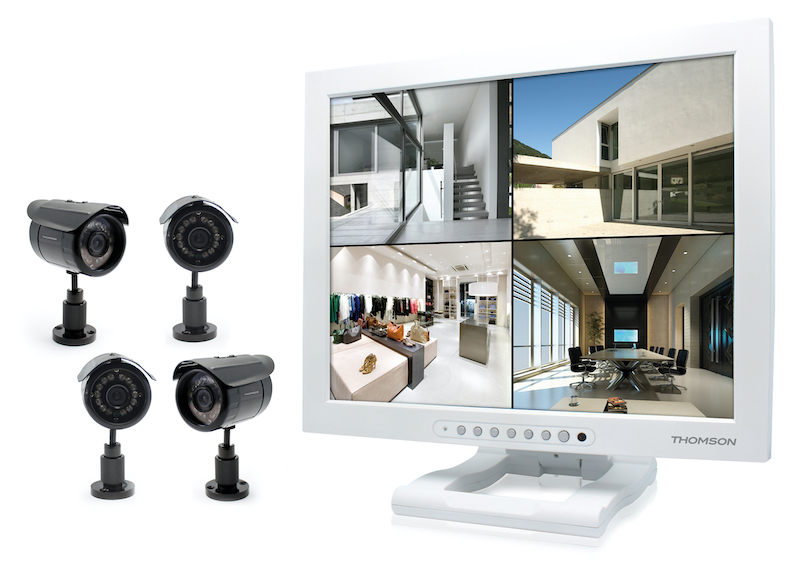Vidéosurveillance kit