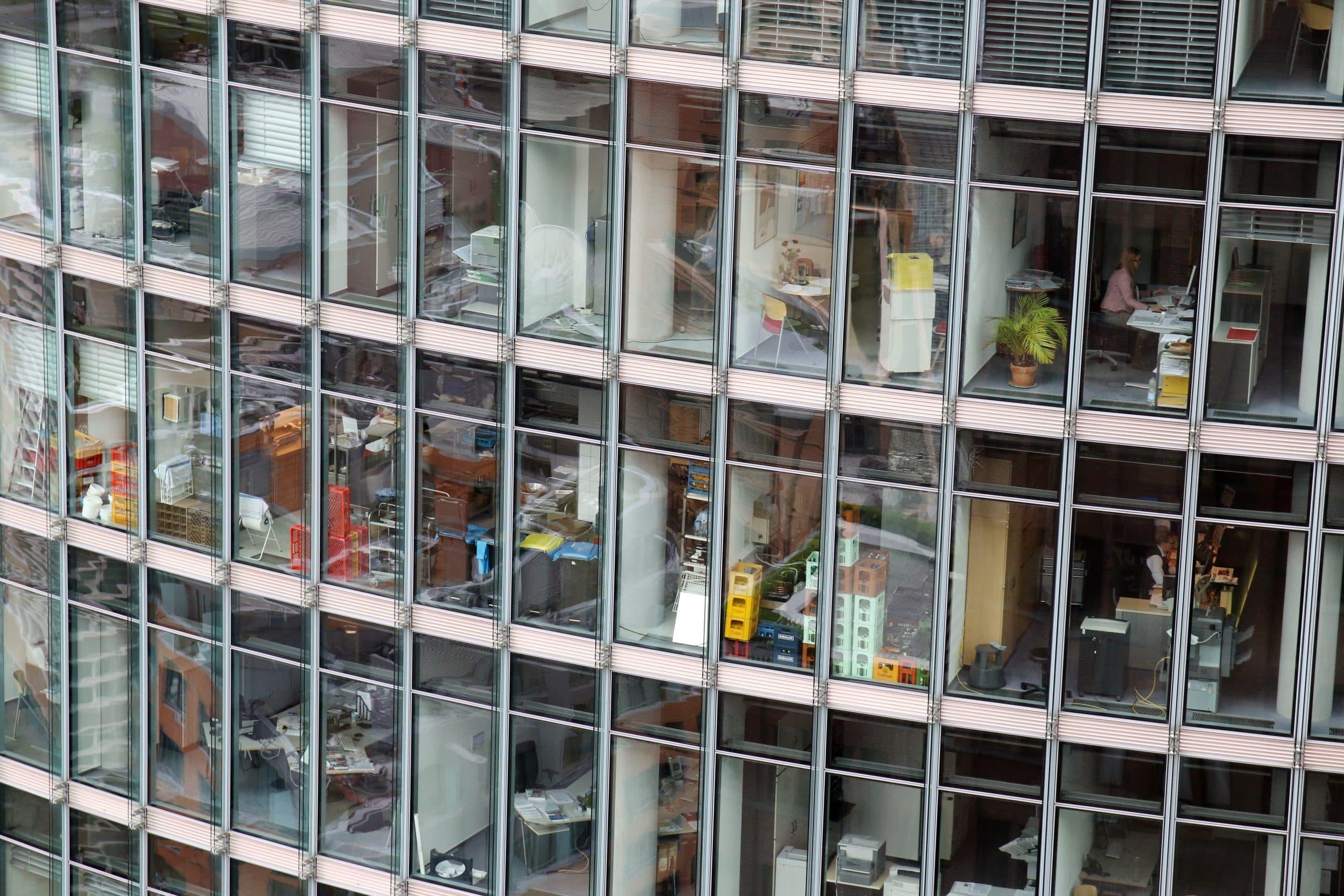 Aménagement des bureaux professionnels: bIen-être et productivité renforcés