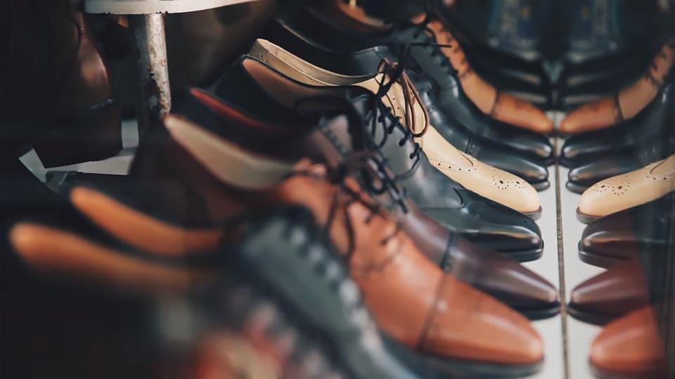 Conseils pour le rangement de vos chaussures