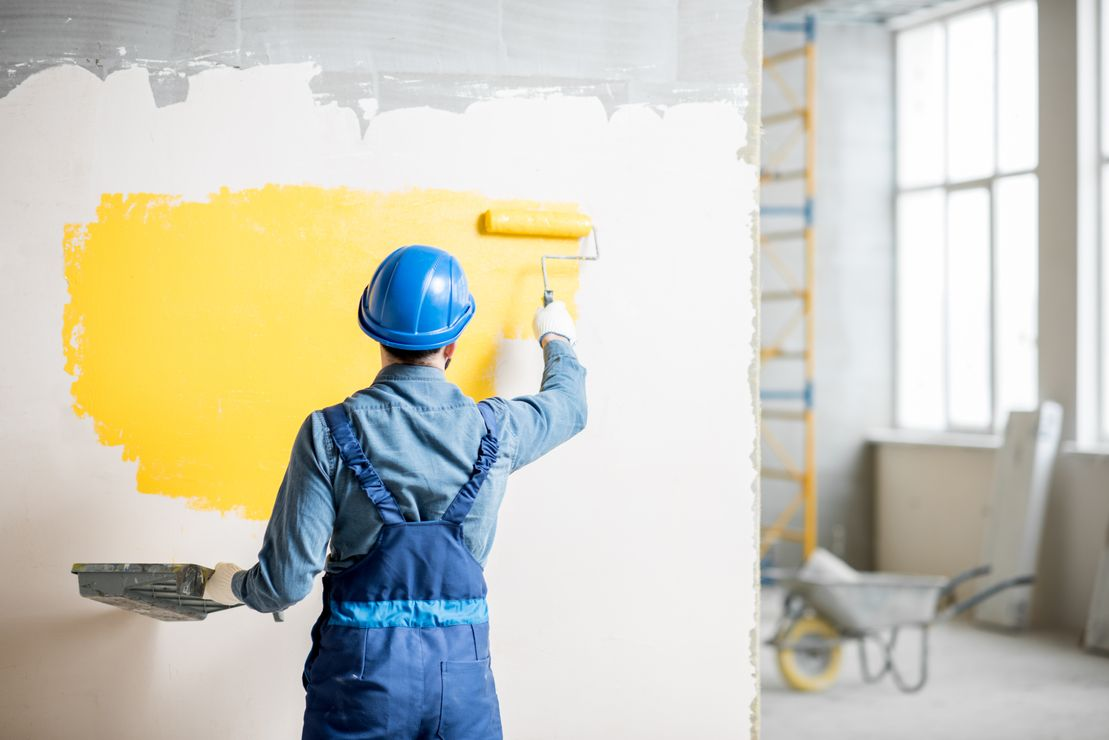 Quelles peintures choisir pour rénover sa maison ?